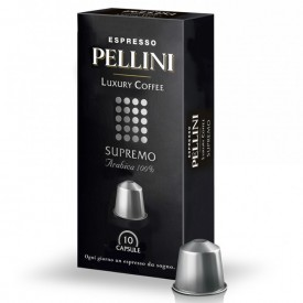 Кофе PELLINI SUPREMO NESPRESSO