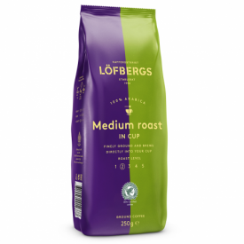 Кофе Lofbergs Medium Roast In Cup