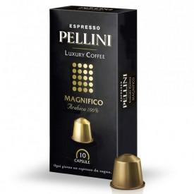 Кофе PELLINI MAGNIFICO NESPRESSO