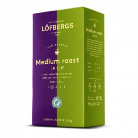 Кофе Lofbergs Medium Roast