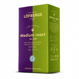 Кофе Lofbergs Medium Roast